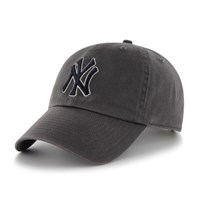 47브랜드 MLB모자 뉴욕 양키즈 차콜 빈티지