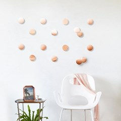 [Umbra] Confetti Dots-Cooper-16Pcs 월데코 벽장식