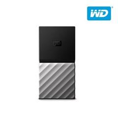 WD My Passport SSD 512GB 외장 SSD