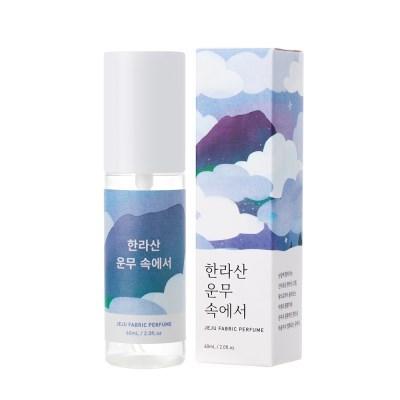 제주 패브릭 퍼퓸_한라산 운무속에서 섬유향수 (60ml)