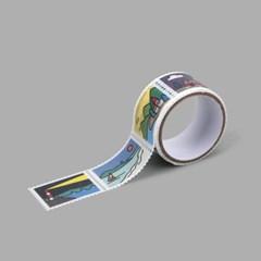 Masking tape : stamp - 12 Landscape