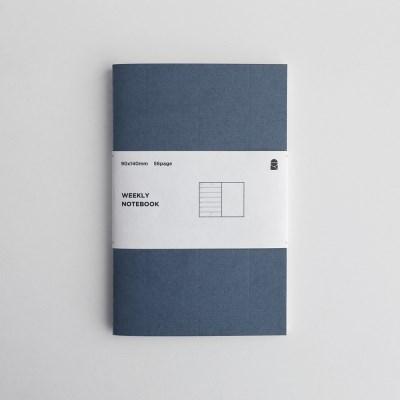 백상점 Weekly Notebook