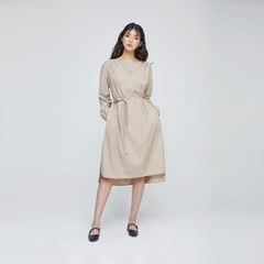 WEEKENDER DRESS (Beige)