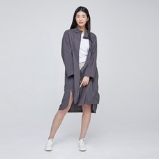 LIGHT PACKABLE OUTER (Gray)