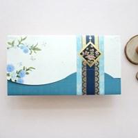 퐁퐁국화 블루봉투 / 020-ME-0043