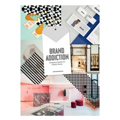 Brand Addiction - design identity for fashion stores