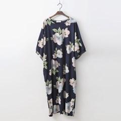 Flower Long Dress