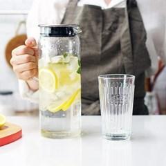 내열유리 워터저그 냉장고 물병 1.3L