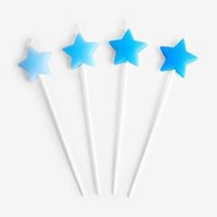 블루 스타 캔들 (1set)
