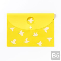 [AIUEO] Flat Case - Seabirds(B5size)
