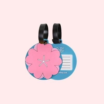 [리미티드 에디션] Spring Candy (봄날) 벚꽃 러기지택 / 네임택