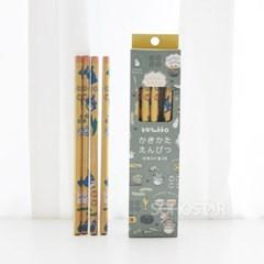 토토로 연필세트 2B(식사)