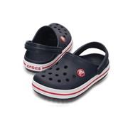 [Crocs 공식] Crocband Clog K-Navy