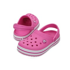 [Crocs 공식] Crocband Clog K-Party Pink