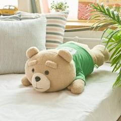 19곰 테드 라잉 대형 곰인형 그린 50CM_(861734)
