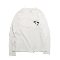 [bigwave] BEAM ME UP GARMENT WASH LONG SLEEVE