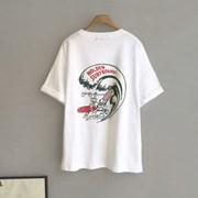 Surfboard T-shirt (3-color)
