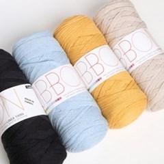 [손뜨개실] ribborn yarn 리본얀
