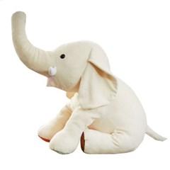 이젠베이비 오가닉엘리 아기바디필로우 코끼리인형_(860495)