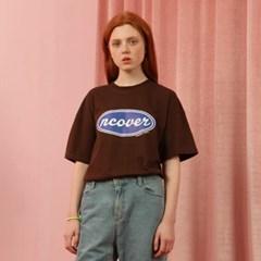 [NCOVER] Original Tshirt-brown