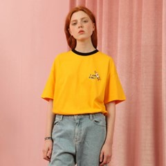 [NCOVER] Rocket Tshirt-yellow