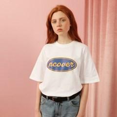 [NCOVER] Original Tshirt-white