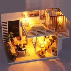 [adico] DIY 미니이처 하우스 - 엘레강스 하우스_(836185)