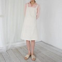 Overalls linen one-piece