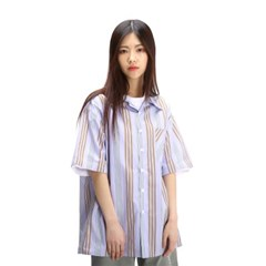 Violet Stripe Shirts