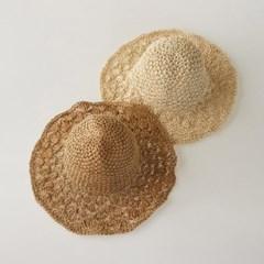 natural paper floppy hat