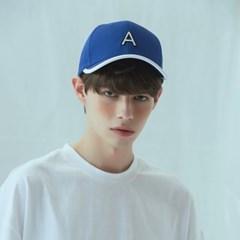[어나더프레임]A LOGO LINE BALL CAP (NAVY)_(812612)
