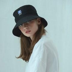[어나더프레임]A LOGO BUCKET HAT (BLACK)_(812611)