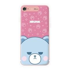 YG BABY 크렁크 FACE iPhone7 / 8 그래픽 라이팅 케이스