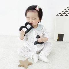 [메르베] 미니베리 신생아 유아 내복/내의/아기실내복__(1028969)