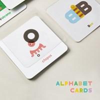 이응이 알파벳 카드