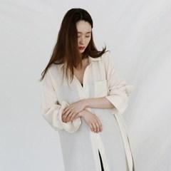 [치즈달] 셔츠 원피스