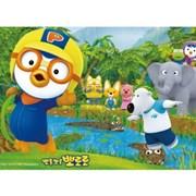 104조각 직소퍼즐▶ 뽀로로 동물원 [PG-104-08]
