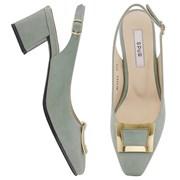SPUR[스퍼] 슬링백 MS9052 Bronze frame sling back 민트