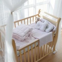 [쟈니스타] 슈아비 아기침구set - 핑크