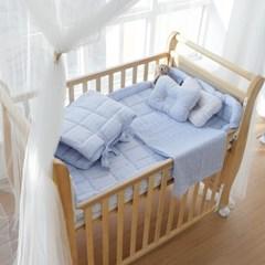 [쟈니스타] 슈아비 아기침구set - 블루