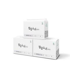 청담소녀 오버나이트 4개월 패키지(3팩)