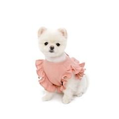 Cha cha manteau / baby pink