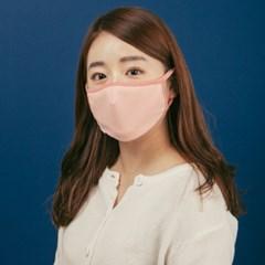 마스키치 AA18_코지 - 핑크 필터교체 마스크