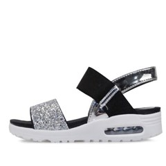 kami et muse Elastic band wedge sandals_KM18s190
