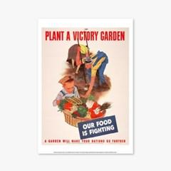 빈티지아트포스터_PLANT A VICTORY GARDEN_0037