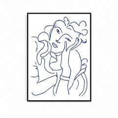 패브릭포스터 명화 인테리어그림 액자 앙리 마티스 #10