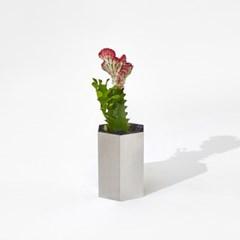춘봉철화 _Metal pot _Hexagon (Table S)