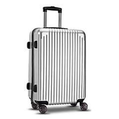 [스크래치] 토부그 TBG326 28형 실버 수화물용 캐리어 여행가방