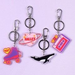 KEY RING - TWINKLE YOUTH CLUB