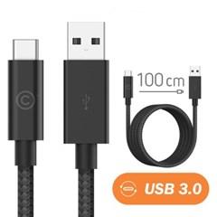 랩씨 3.0 USB C to USB A 충전 데이터 케이블 1.0m 맥북_(1982279)